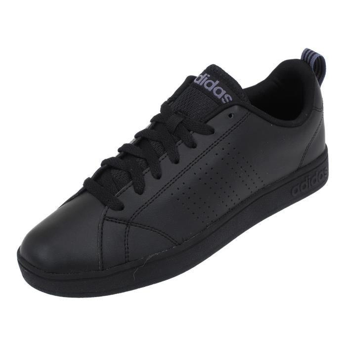 adidas neo blanche et noir