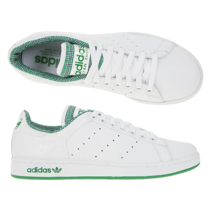 adidas stan smith vert homme